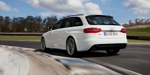 Audi RS4 Avant Gallery