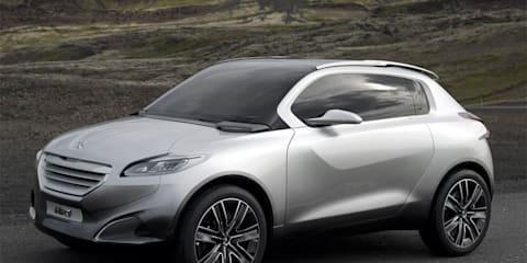 Peugeot HR1 makes Paris Motor Show debut