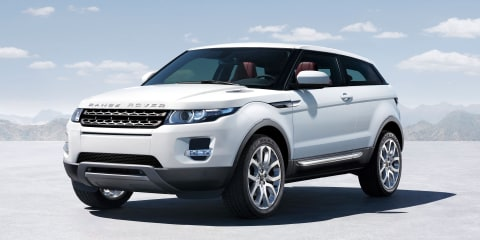 Range Rover Evoque - Report