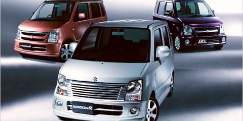 Suzuki sets new production record