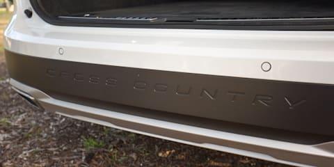 Mercedes-Benz E220d All Terrain v Volvo V90 Cross Country comparison
