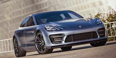 Porsche Pajun preview could come with Frankfurt-bound EV concept