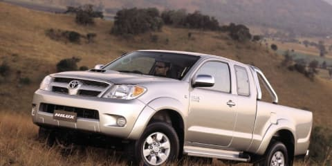 Toyota HiLux recall affects 116,507