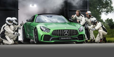 2017 Mercedes-AMG GT R to make Australian debut at Bathurst 12 Hour