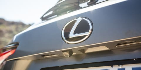 Lexus breaks sales record in Australia