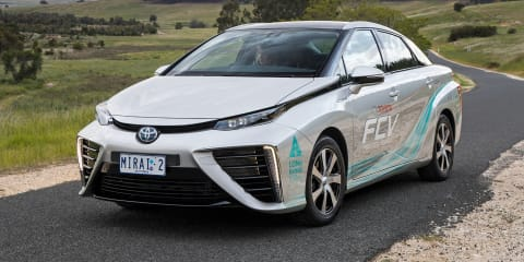 Toyota Mirai: Second generation to debut in 2020
