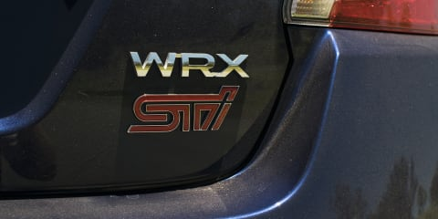 Subaru WRX STI S209 teased for the USA