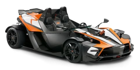KTM X-Bow to go practical with windscreen, doors