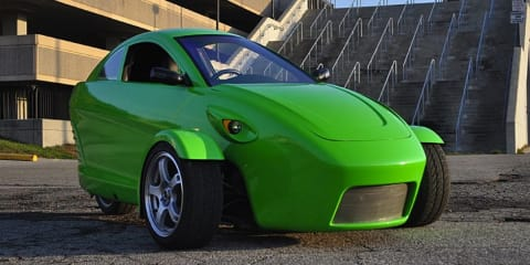 Elio Motors to build efficient three-wheeler in old Hummer plant