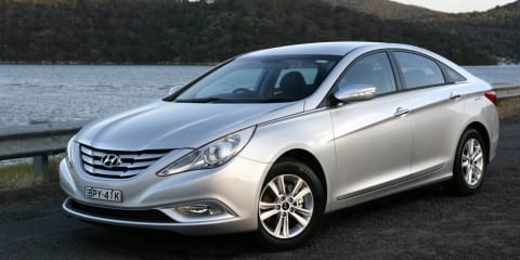 Hyundai I45 Owner Car Reviews Review Specification Price