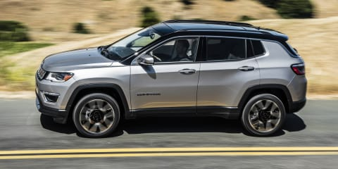 Every Jeep must be capable of off-road work, Compass designer says