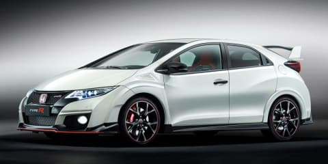 Honda Civic Type R ruled out for Australia in current generation, but all-new model due in 2017