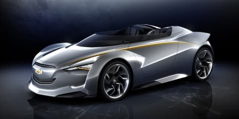 Chevrolet Mi-ray Concept at Seoul Motor Show