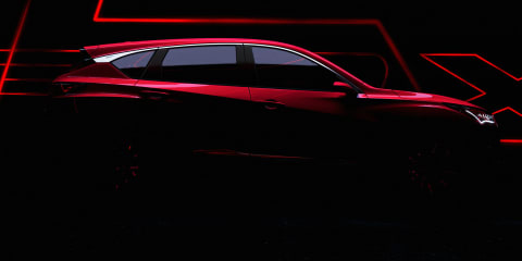 2018 Acura RDX teased ahead of Detroit debut