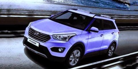 Hyundai ix25 :: baby SUV leaked ahead of Beijing reveal