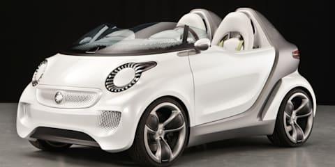 smart forspeed concept revealed before Geneva