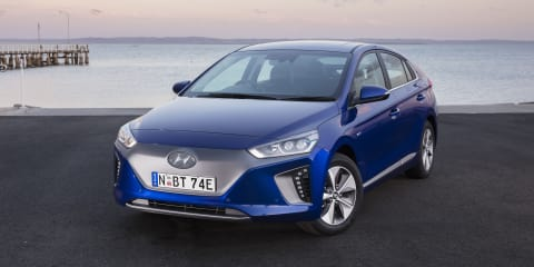2019 Hyundai Ioniq pricing and specs
