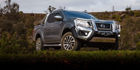 2018 Nissan Navara ST-X review