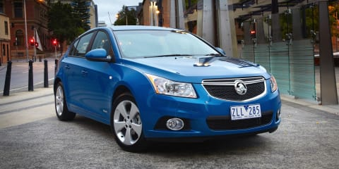 Holden Cruze recall :: 2712 cars called back over driveshaft issue, including 600 repaired in 2013