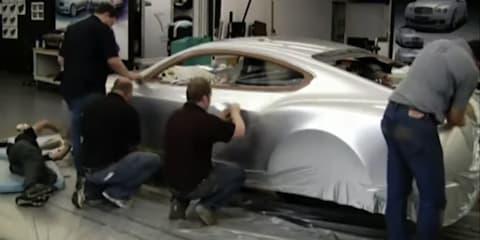 Video: Bentley opens An Unbroken Line public access design exhibition
