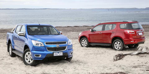 2015 Holden Colorado and Colorado 7 :: pricing and specifications