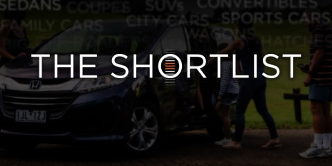 The Shortlist: $18k commuter car with camera and sensors
