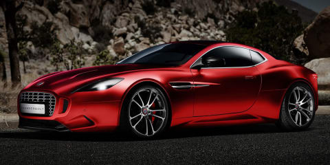 Aston Martin sues Fisker over Thunderbolt design study