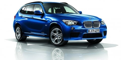 2011 BMW X1 M Sport Package revealed before Geneva