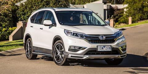 2015 Honda CR-V Series II Review