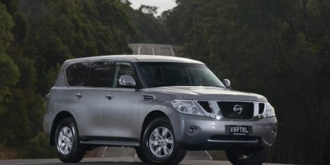 Nissan Patrol price cuts due within months