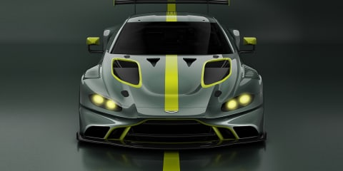 Aston Martin Vantage: GT3 and GT4 teased