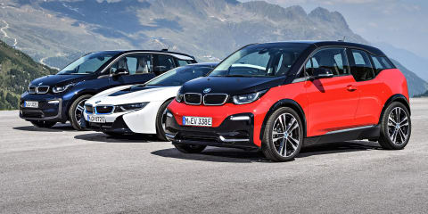 EVs take hold in Europe as fastest growing segment