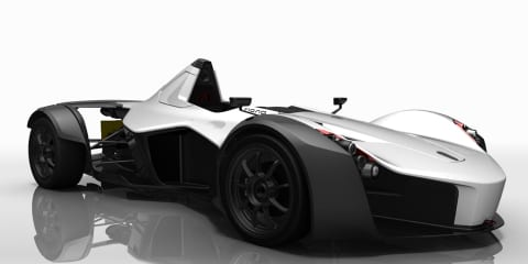 Briggs Automotive Company Mono super lightweight