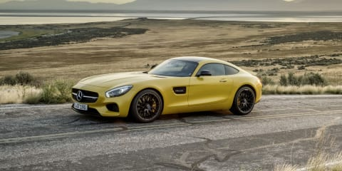 Mercedes-AMG GT : 650Nm, 3.8sec 0-100km/h 911-fighter revealed