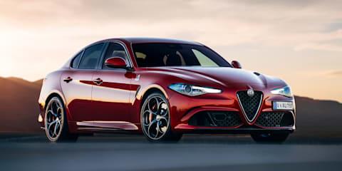2019 Alfa Romeo Giulia pricing and specs