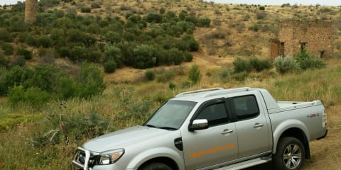 2009 Ford Ranger Wildtrack Review