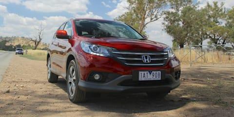 Honda CR-V Diesel Review