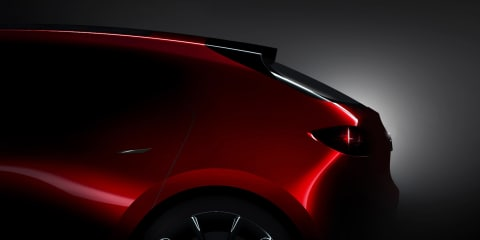 2018 Mazda 3 to be previewed in Tokyo