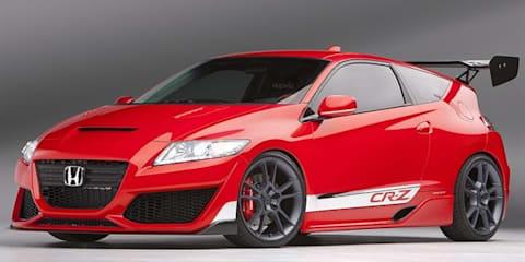 Honda CR-Z hybrid to get petrol engine option