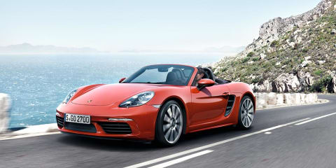 Porsche 718 Boxster design:: 'We sent the Boxster to the gym'