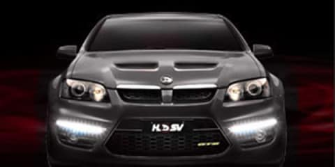 HSV GTS E2 official image leaked