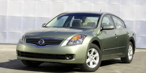 Nissan Altima Hybrid to die this year