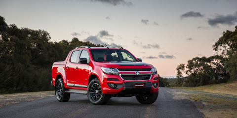 2017 Holden Colorado image gallery