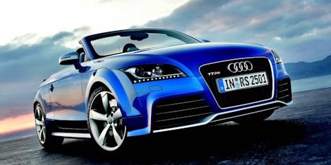2009 Audi TT RS official details