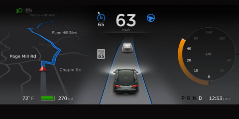 Don't mess with Autopilot:: Tesla's updated safety alerts demonstrated in new video