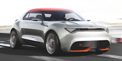 Kia Provo concept: Korea set to take on Mini