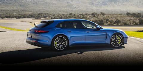2018 Porsche Panamera Sport Turismo review: Turbo S E-Hybrid
