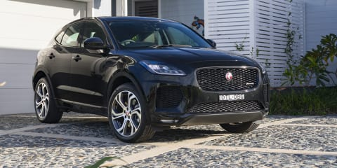 2018 Jaguar E-Pace pricing and specs