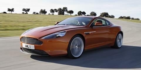 Aston Martin Virage Preview