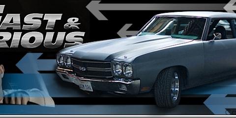 Fast & Furious 5  - in Brazil